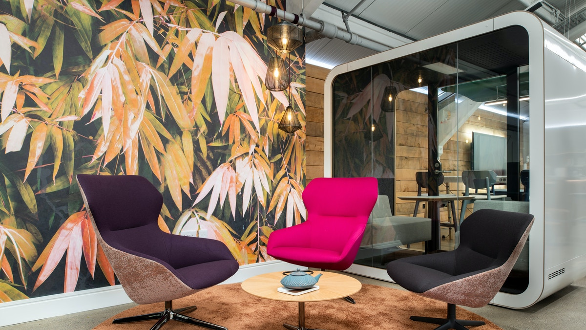 Office Furniture Inspiration | Steelcase Showroom | Hunts Office